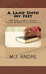 A Lamp Unto My Feet:366 Bible Verses & Prayers - Tools for the Believer's Daily Renewal