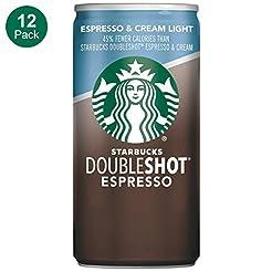 Starbucks Doubleshot, Espresso + Cream L...