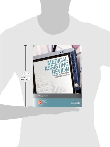 Medical Assisting Review: Passing the CMA, RMA, and CCMA Exams by Brand: Career