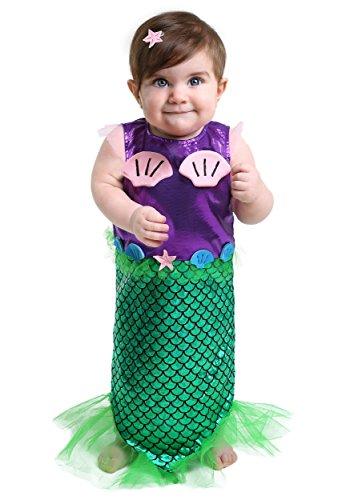 Infant Girls Mermaid Costume 12/18 Months for $<!--$24.99-->