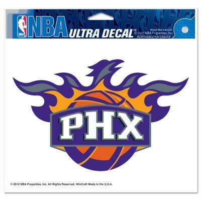 WinCraft NBA Phoenix Suns Multi-Use Colored Decal, 5