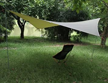 hammock cover   rain tarp   fly tent   201t polyester  olive green  amazon     hammock cover   rain tarp   fly tent   201t polyester      rh   amazon