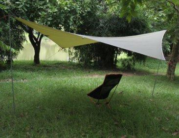 Hammock Cover | Rain Tarp | Fly Tent | 201T Polyester