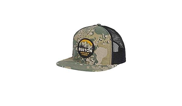 Burton Gorras Marble Head Brush Camo Trucker: Amazon.es: Ropa y accesorios