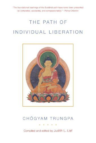 The Path of Individual Liberation: The Profound Treasury of the Ocean of Dharma, Volume One by Chogyam Trungpa (2014-04-15)
