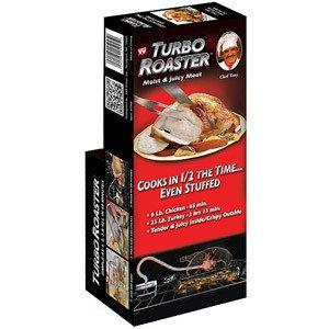 As Seen on Tv Turbo Roaster Chef Tony