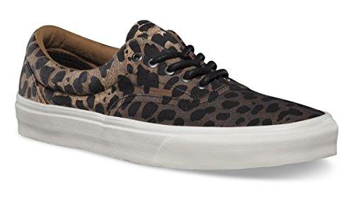 Cheetah Dyed Ombre Vans Era Sneakers Black 5 Mens CA 11 6xqxPXn1a