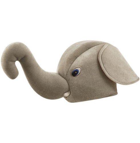 Nelly The Elephant Dumbo Style Novelty Fancy Dress Costume - Gimmick Animal (Dumbo Costume Hat)