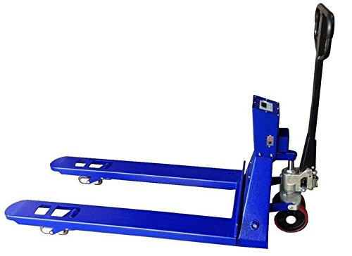 Pallet Truck Scale - SAGA Pallet Jack Scale 6600lb x 1lb, Pallet Jack With Digital Scale Brand New Pallet Truck Scale, FREE SHIPPING! $50 Mail In Rebate!