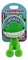 """John Hinde My Name """"Landon"""" Toothbrush Holders"""