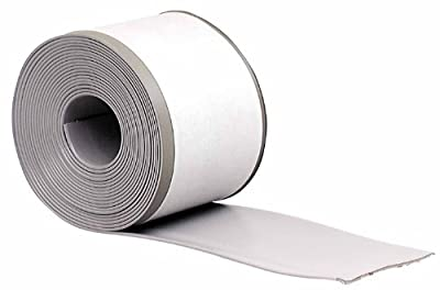 """M D BUILDING PRODUCTS 4"""" x 20' Vinyl Cove Wall Base Satin Self Adhesive"""