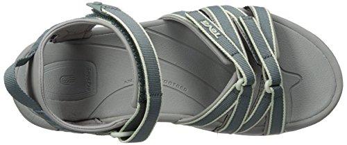 Sandales De Sport Pour Femmes Teva Tirra W's, Gris (slate / Grey), 41