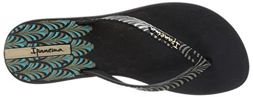 Ipanema Art Deco - Sandalias de material sintético mujer negro - Noir (20766 Black/Black)