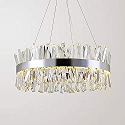 Crystal Living Room LED Chandelier