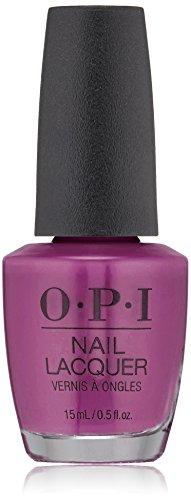 OPI Nail Lacquer, Pamplona Purple, 0.5 fl. oz.