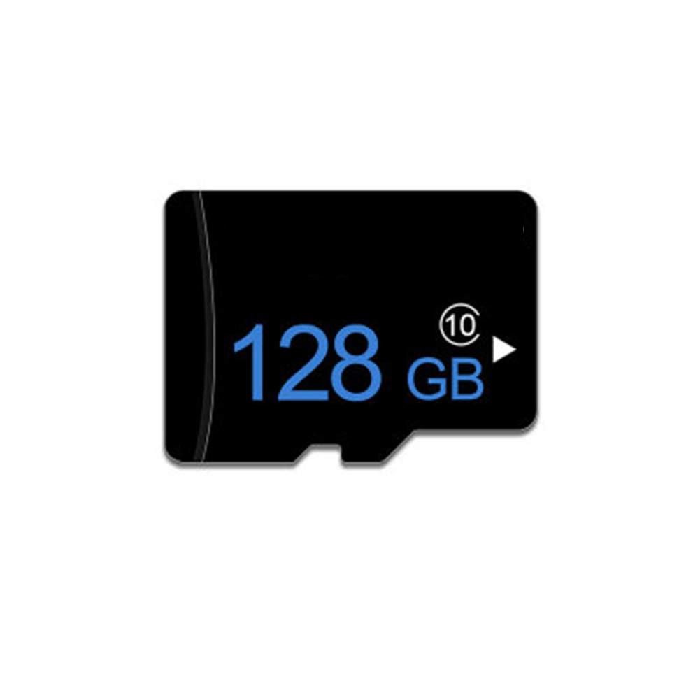 QHAI 128 Micro SD Card C10, Multimedia Card Flash Card ...
