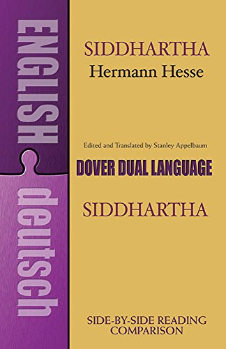 Siddhartha (Dual-Language) (Dover Dual Language German) by Dover Publications