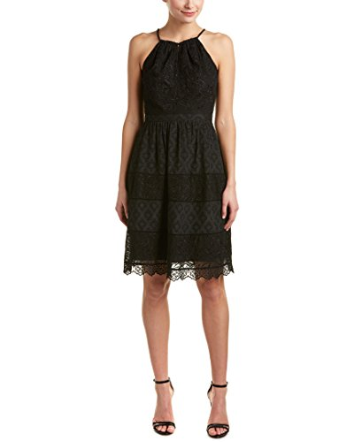 Karen Millen Womens Embroidered Midi Dress, US 4/UK 8, - Uk Karen Millen
