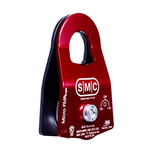 SMC, Micro Prusik Minding Pulleys