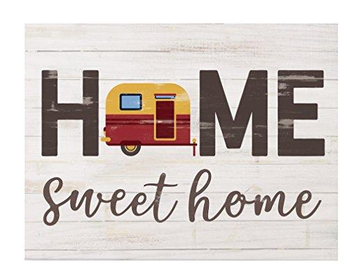 camper sweet camper sign - 4