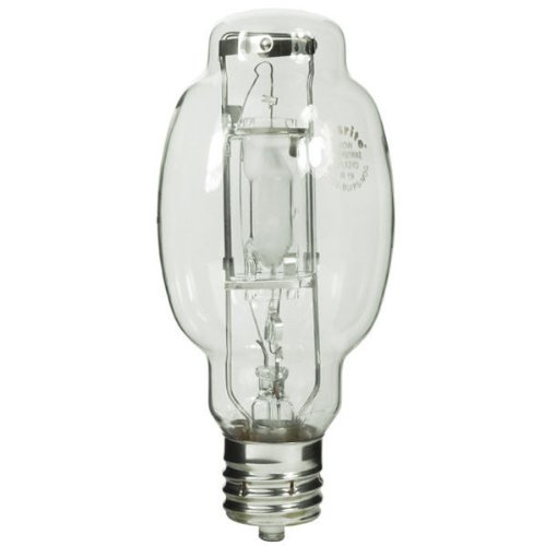 SYLVANIA 64404 - 250 Watt - BT28 - METALARC PRO-TECH - Metal Halide - Protected Arc Tube - 4000K - EX39 Mogul Base - ANSI M58/O - Base Up Burn - MP250/BU-ONLY (Base Bt28 Mogul)