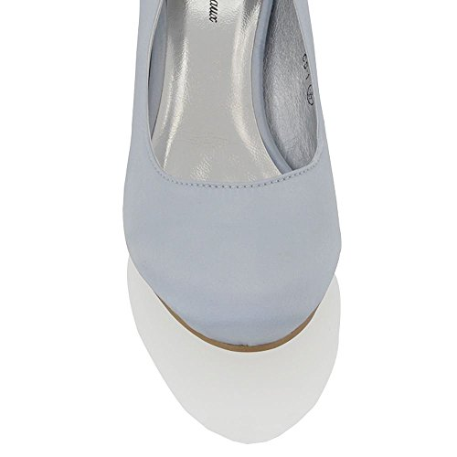 Damen Schuhe Silber On Party Satin Satin Slip Abend Low Gericht Heel Braut Damen xBHqtwfvPn