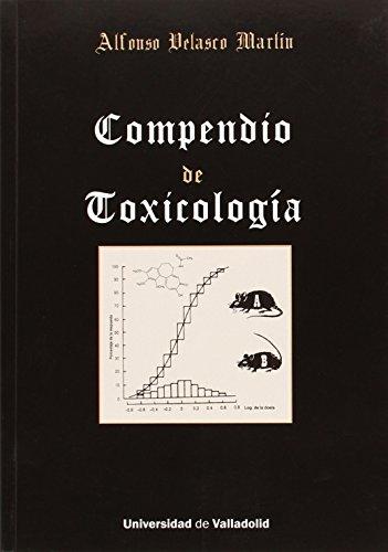 Descargar Libro Compendio De Toxicologia Alfonso Velasco Martin