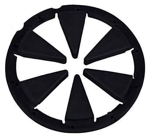 Exalt Rotor V3 Feedgate (Black)