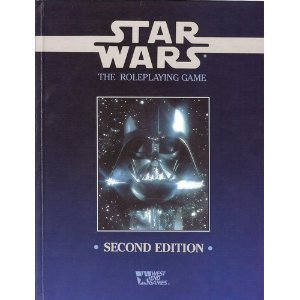Star Wars: The Roleplaying Game (Best Droid Rpg Games)