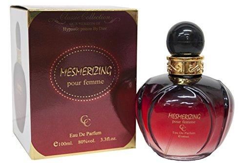 mesmerizing hypnotic poison perfume for her 3 3 oz eau de. Black Bedroom Furniture Sets. Home Design Ideas