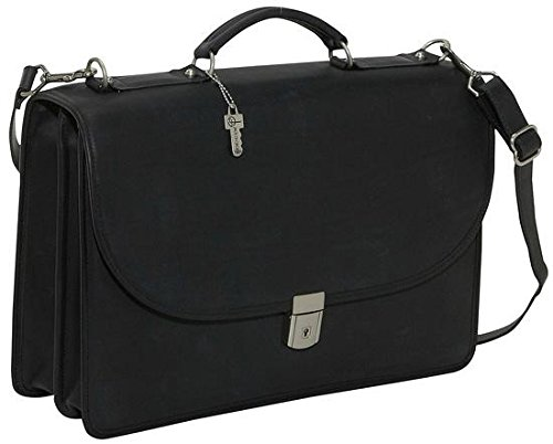 jack-georges-platinum-collection-flapover-leather-laptop-briefcase-black