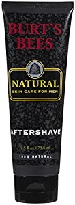 Burt's Bees Natural Skin Care For Men, Aftershave from Burt's Bees