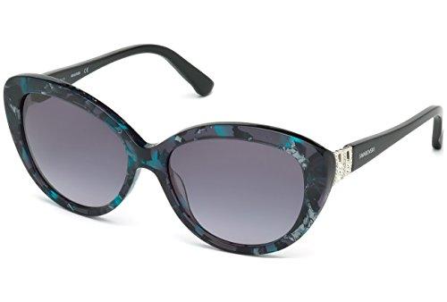 Swarovski Womens Women's Sk112 58Mm - Swarovski Sunglasses
