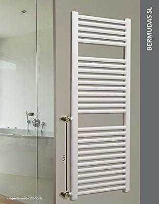 RC BS/B50BL Radiador, 118 x 50 x 45 cm: Amazon.es: Bricolaje y herramientas