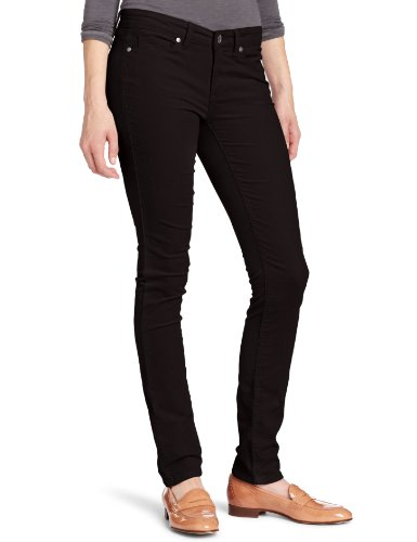 Calvin Klein Jeans Women's Ultimate Skinny Power Stretch Corduroy Pant, Black, 2x32