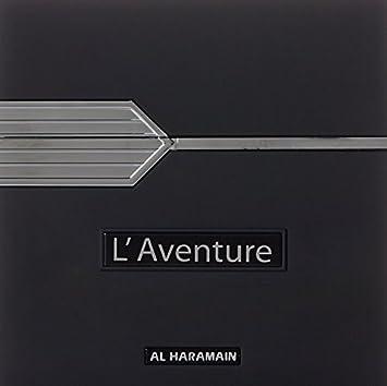Al Haramain L Aventure Eau de Parfum, 3.33 Ounce 100 ml – For Creed Aventus Lovers