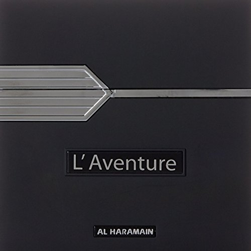 Al Harmain L aventure Men 3 Piece Hard Box Set, 9.33 Ounce