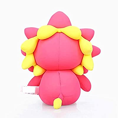 SMRWJ Toy Puppet Kids Stuffed Plush Doll Length 28CM Height 35CM, Soft Boys Girls Cushion Toy: Home & Kitchen