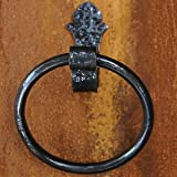 5.25 in. Iron Towel Ring