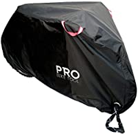 PRO Bicycle Cover for Outdoor Bike Storage - Large or XL - Protection from Adverse Weather Conditions for Mountain, 29er, Road & Hybrid Bikes - Heavy Duty Ripstop Material, Waterproof & Anti-UV