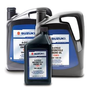 Suzuki Performance Motor Oil
