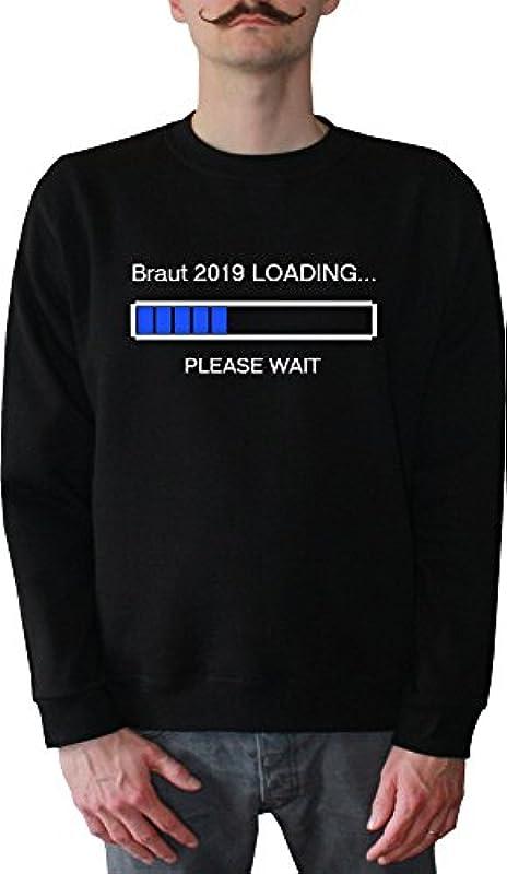 Mister Merchandise męski sweter z kapturem dla panny młodej 2019 Loading sweter sweter z nadrukowanym: Odzież