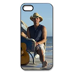 Kenny Chesney Custom Printed Design Durable Case Cover for Iphone 5 5S