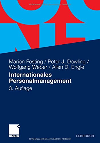 Internationales Personalmanagement (German Edition), 3. Auflage