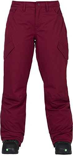 Burton Women's Fly Snow Pant, Sangria, Medium
