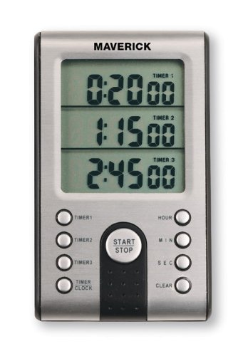 Maverick Professional Digital 3-Line Timer