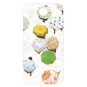 ZCL-Patrón de diseño coloridos paraguas 3d plástico tallado de la contraportada para Samsung i9300 s3