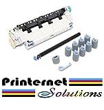 12 MONTH WARRANTY HP LASERJET (Q5421A) 4250 4350 FUSER MAINTENANCE KIT Q5421A W/ Installation Instructions