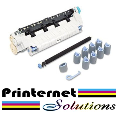 12 MONTH WARRANTY HP LASERJET (Q5421A) 4250 4350 FUSER MAINTENANCE KIT Q5421A W/ Installation Instructions by Printernet Solutions