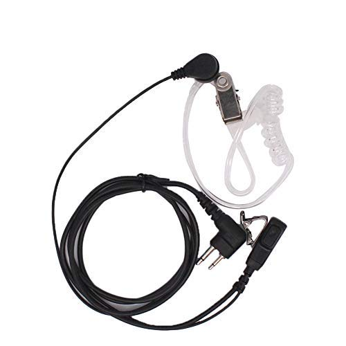 Amotionergy 2 Pin Earpiece Headset Compatible for Motorola CLS1110 CLS1410  PR400 BPR40 CP200XLS CP200D CP200 CP110 CP185 GP300 RDU4100 RMU2040 with